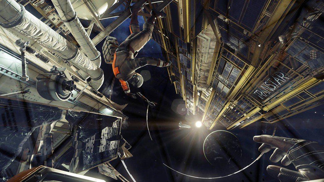 《獵魂 Prey》將以充滿危險的宇宙作為背景,為玩家呈現大膽創新的故事。