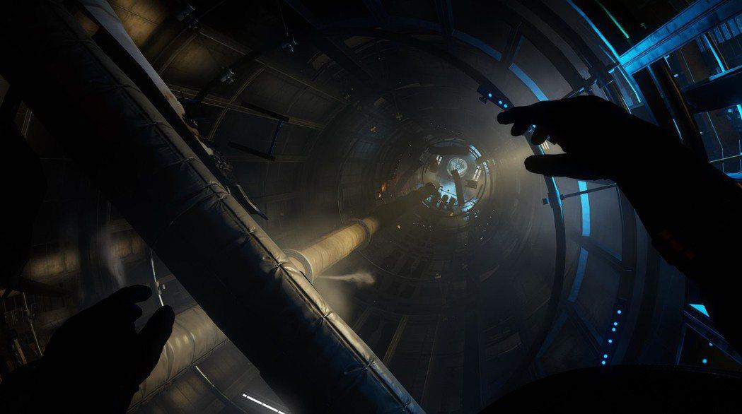 在遊戲中,玩家將扮演塔洛斯一號太空站上第一位獲得外星強化能力的人類。