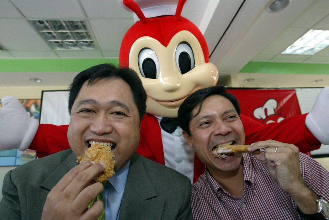 對菲人來說,快樂蜂不僅是國家重要文化地景,甚至是菲律賓「正向、歡樂、多元文化」等...