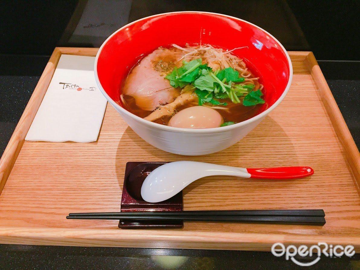 ▲除兩款人氣拉麵,還有採用日本越光米的丼飯可供選擇。