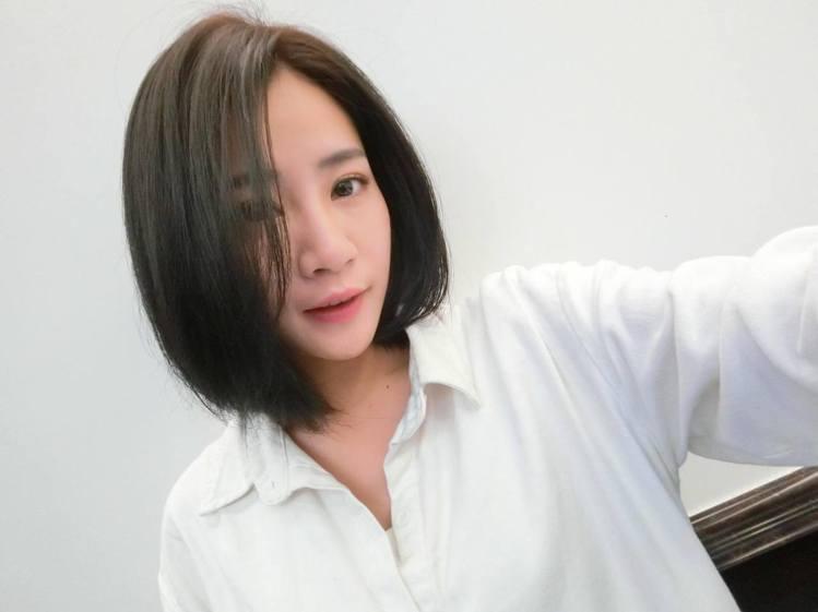 髮型創作/Genic 101-Mina Lin。圖/HairMap美髮地圖提供