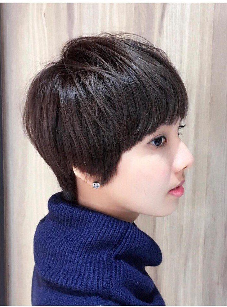 髮型創作/沐/潤-Mayko。圖/HairMap美髮地圖提供