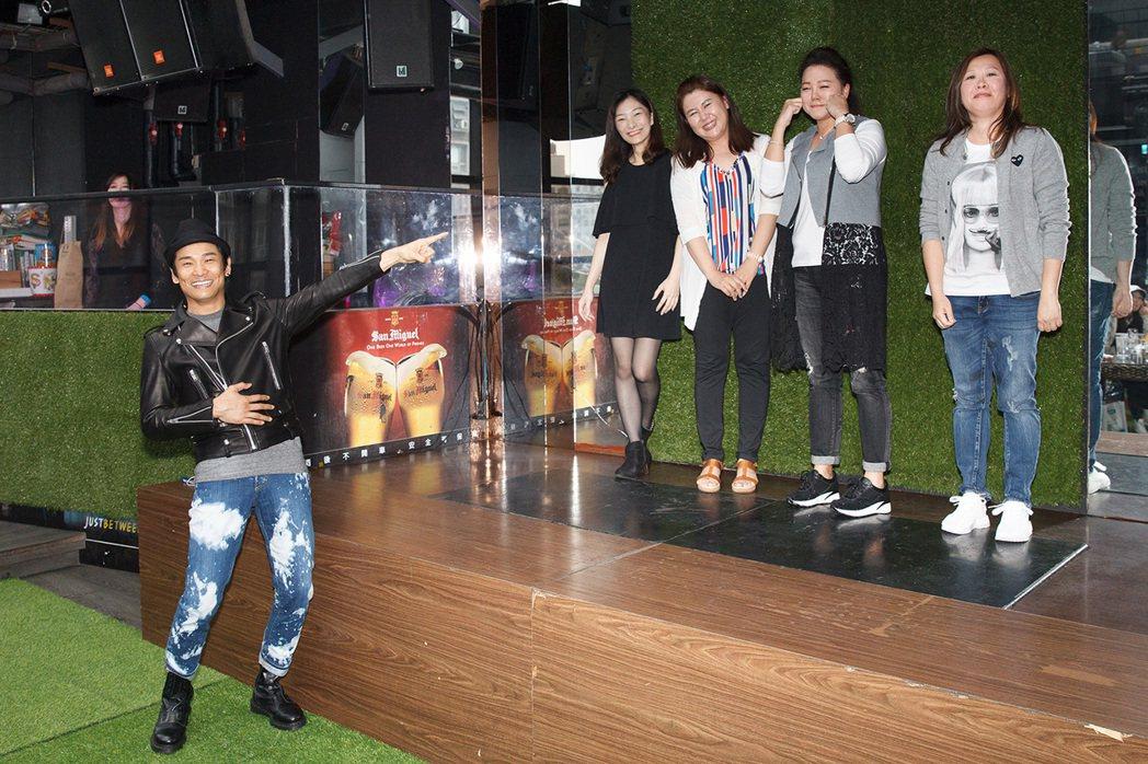 杜德偉日前與台灣歌迷聚會。圖/杜德偉工作室提供