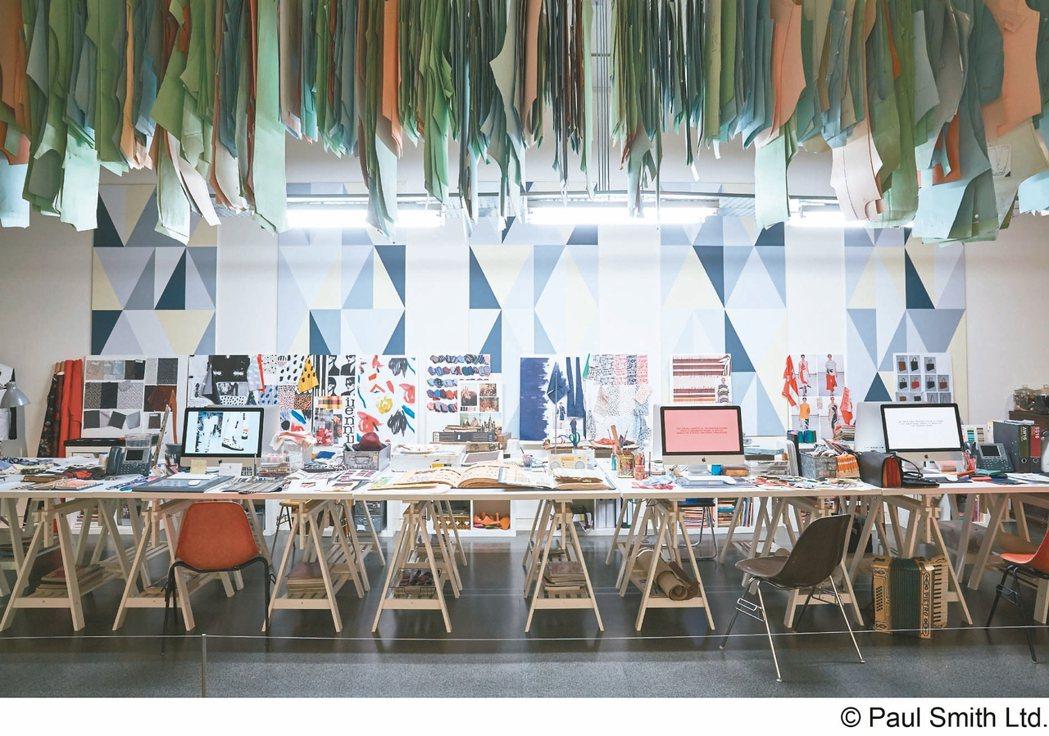 「Paul Smith工作室The Design Studio」重現Paul S...