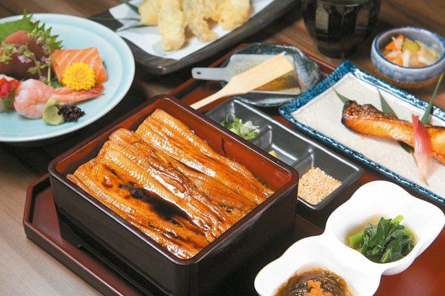 日本橋玉井的穴子料理,已連續三年獲得米其林肯定。 記者陳睿中/攝影