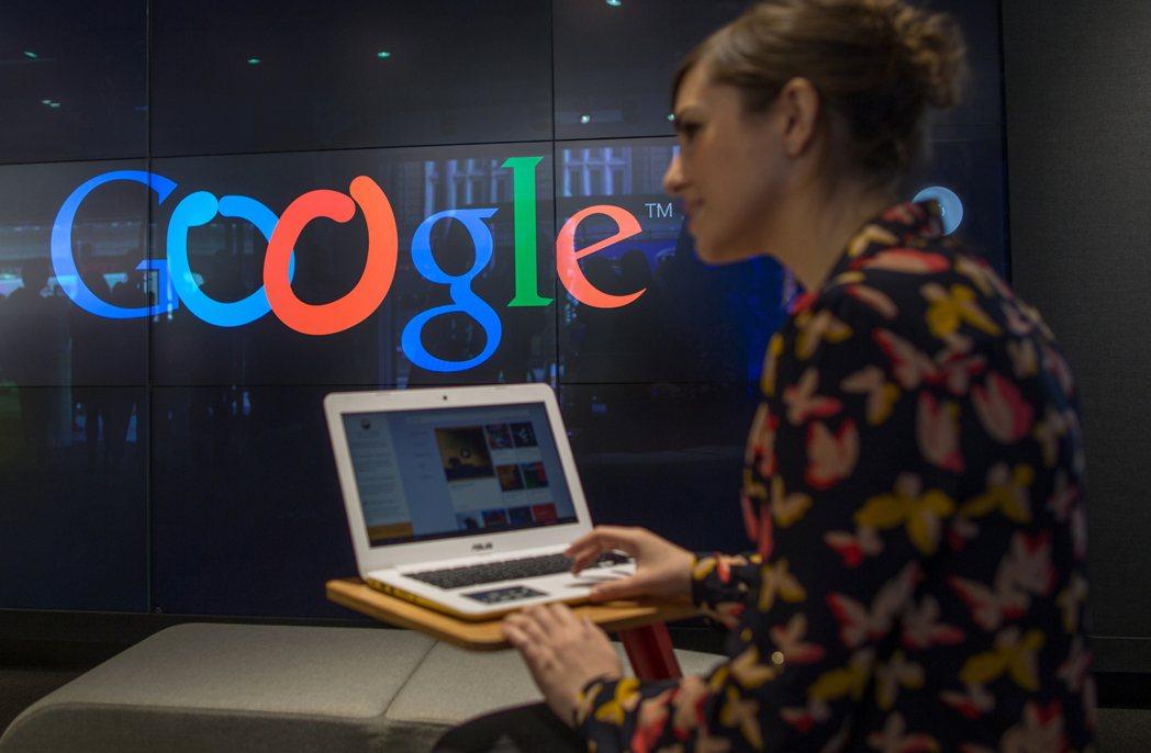 Google示意圖。圖/歐新社資料照