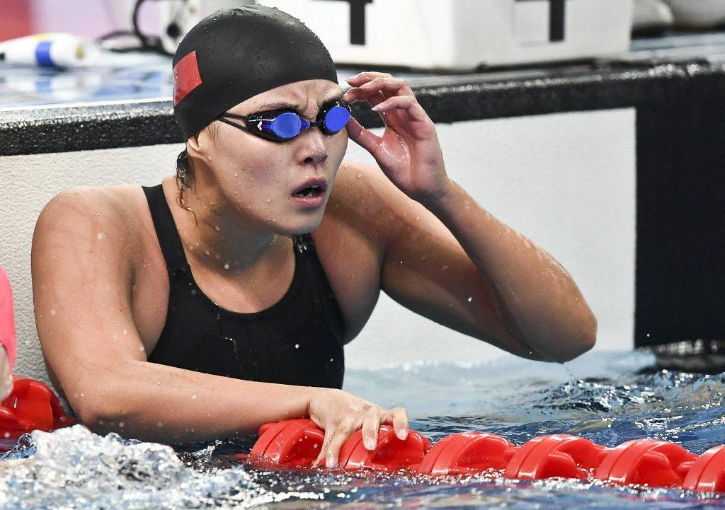 「洪荒之力」暴紅的奧運游泳選手傅園慧,為中國吹起「真性情」風潮、也為中國向世界展...