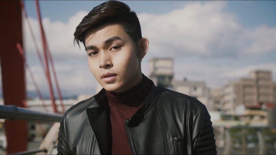 越南歌手Jun Pham在台灣拍攝音樂影片。 圖/擷自Youtube