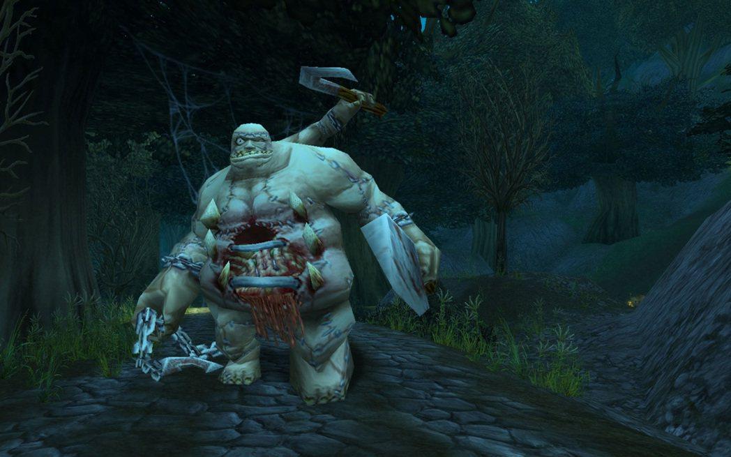 圖/《魔獸世界》遊戲畫面
