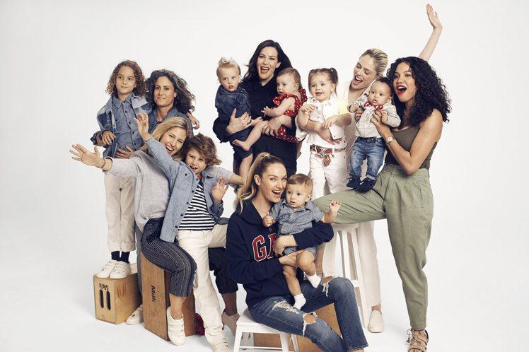 Gap攜麗芙泰勒(Liv Tyler)掌鏡最新母親節短片,五位辣媽巨星驚喜入鏡。...