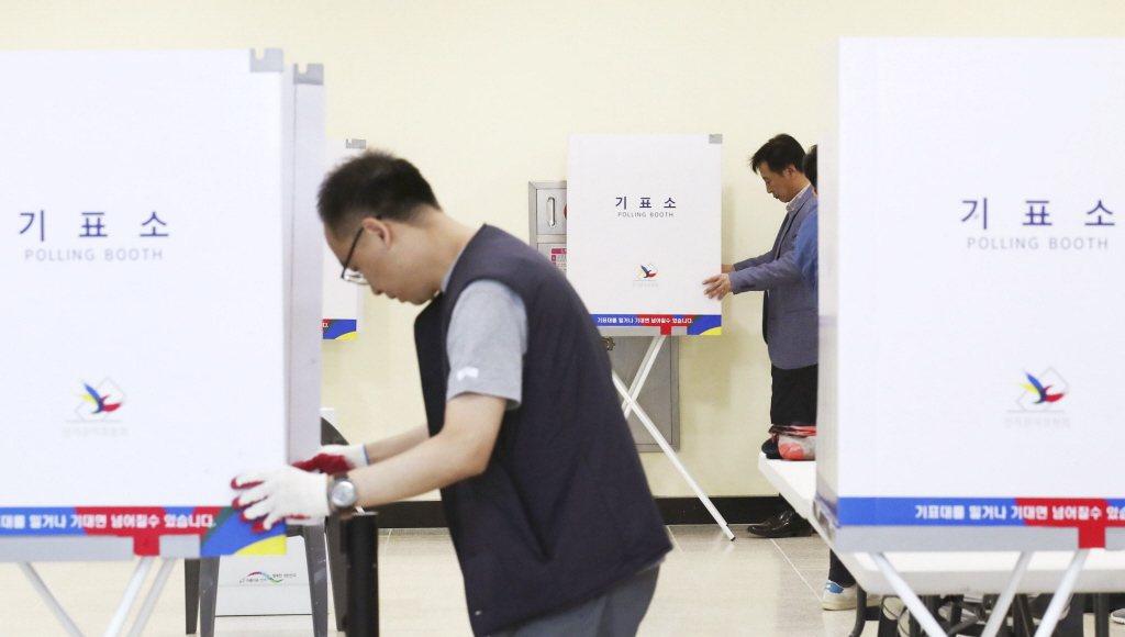 本屆大選海外投票於4月25日到30日期間舉行,韓國當地不在籍投票則為5月4日到5...