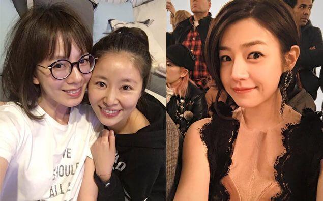 圖/Melody、陳妍希臉書,Beauty美人圈提供