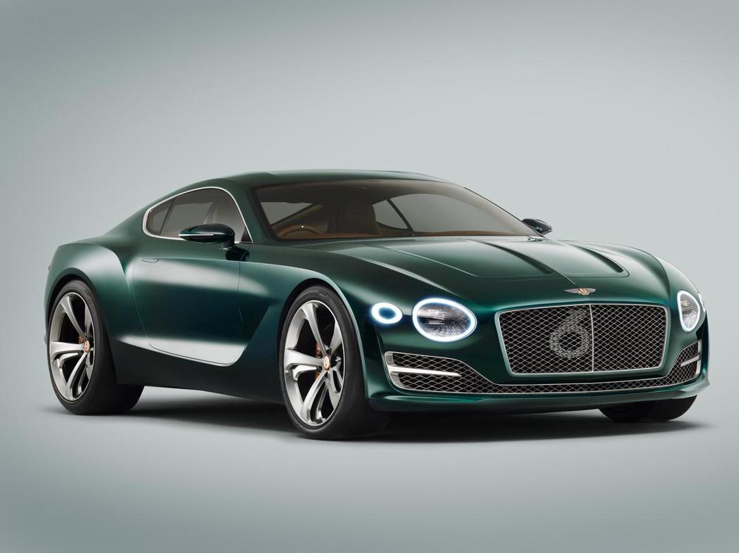 EXP 10 Speed 6。圖/Bentley提供