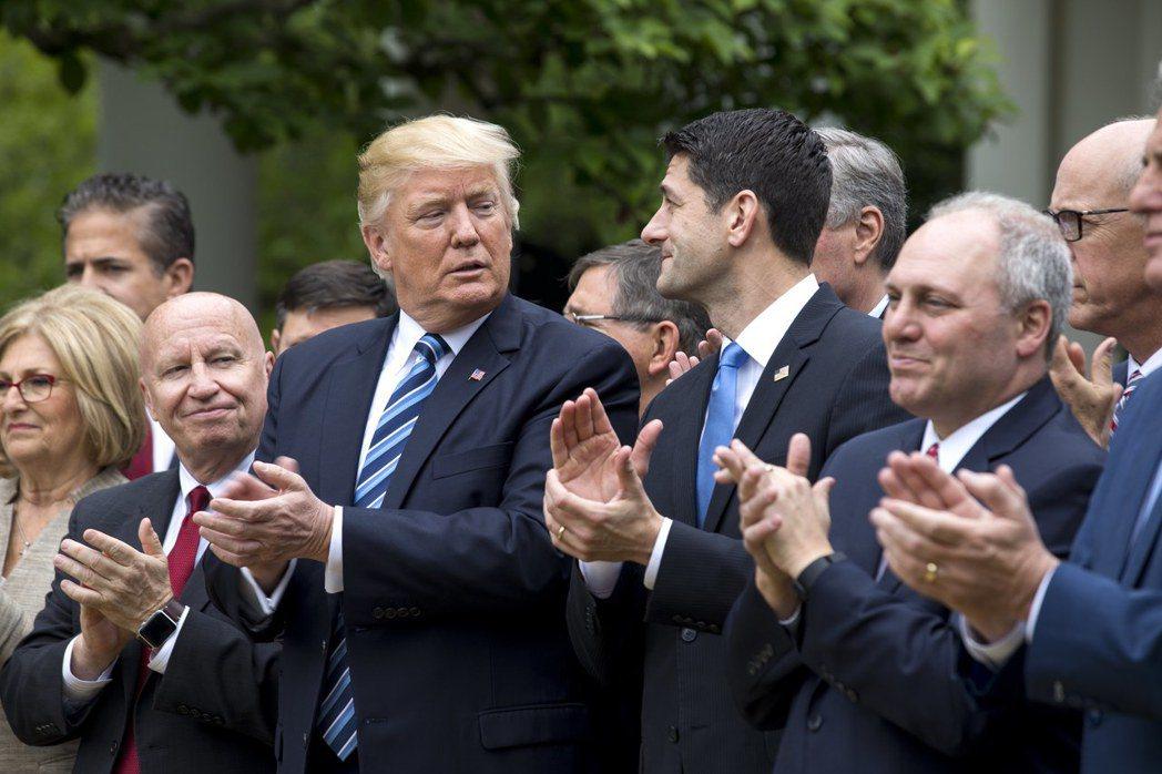 美眾院通過歐記健保替代法案 參院恐得面臨調整
