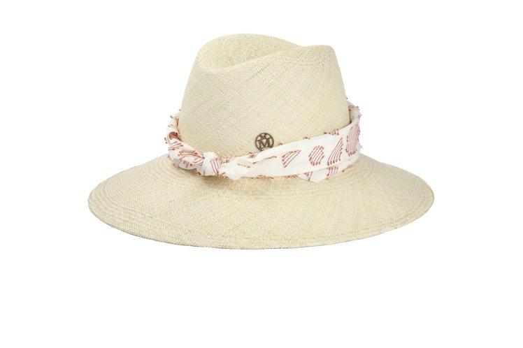 Maison Michel淑女帽,售價29,800元。圖/MINOSHIN提供
