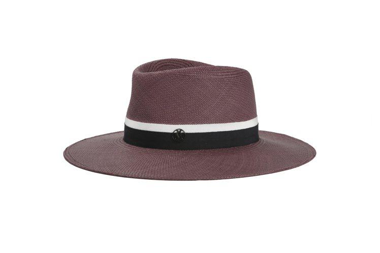 Maison Michel紳士帽,售價29,800元。圖/MINOSHIN提供
