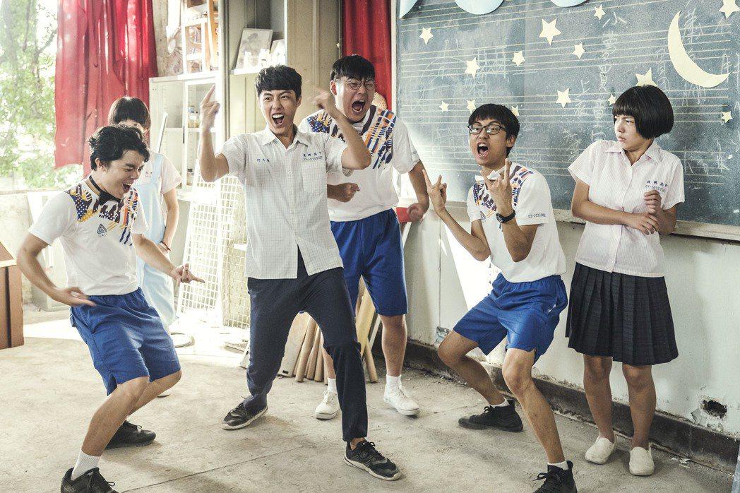 「通靈少女」平實高中生活十分自然。圖/HBO Asia提供