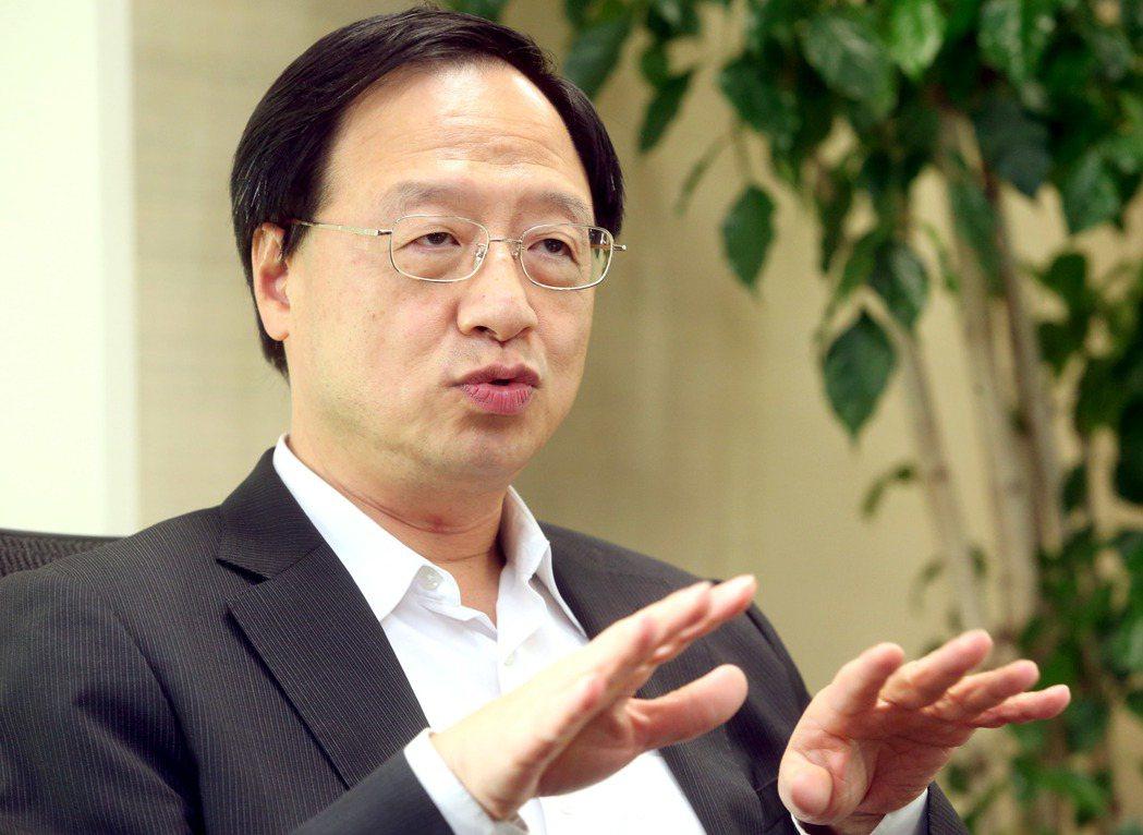 前行政院長江宜樺。 圖/聯合報系資料照片