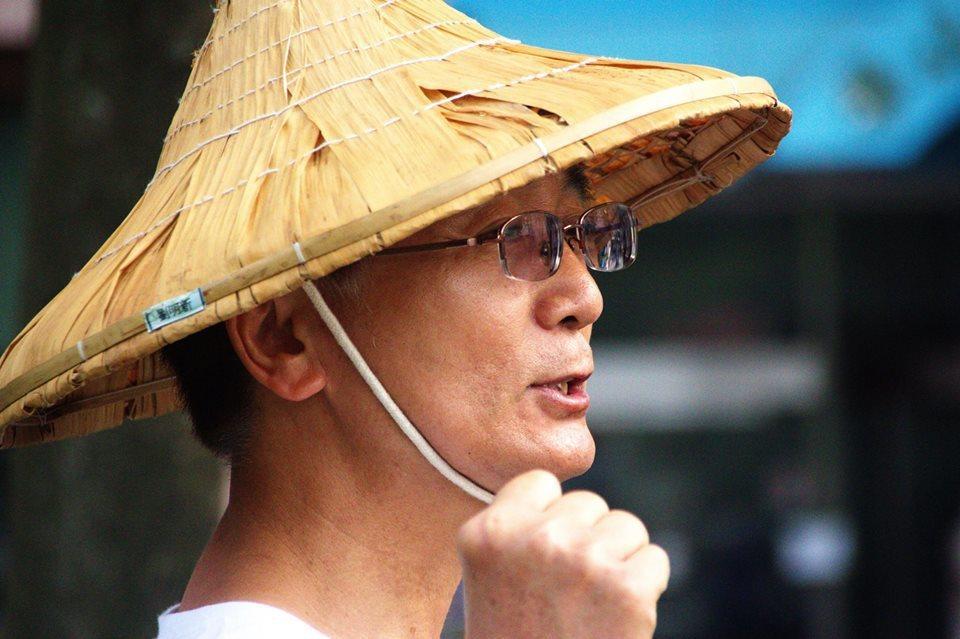 新北市國中退休老師,人民作主教育基金會執行長劉明新出面聲明表示放棄18%。 圖/...