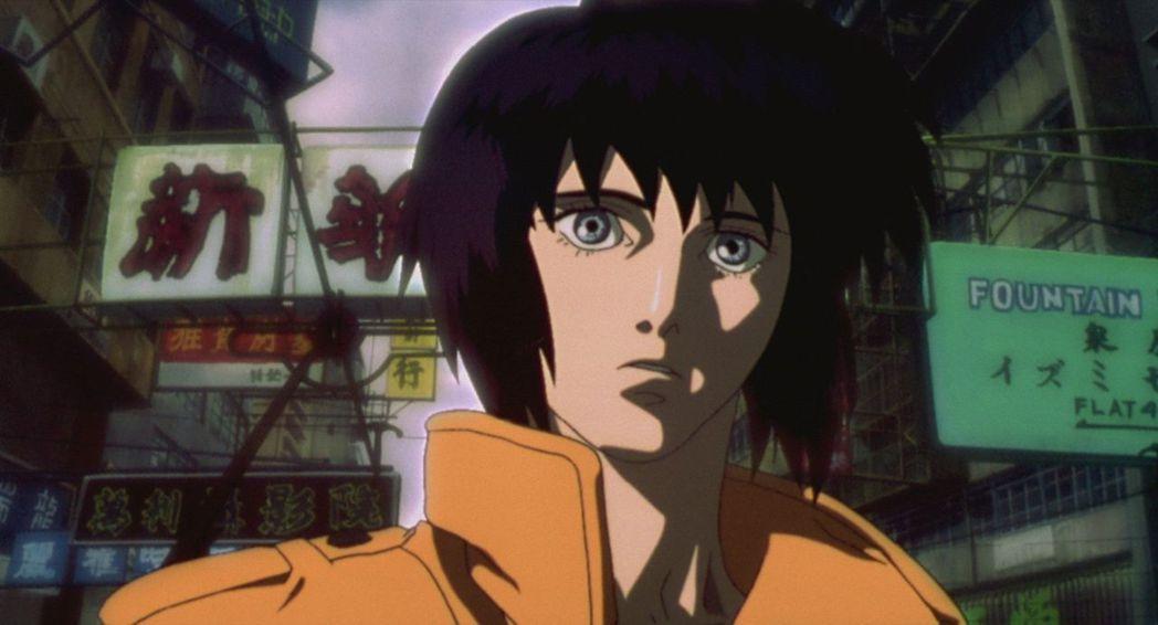 【攻殼機動隊1995】主角是生化人草薙素子。Catchplay提供
