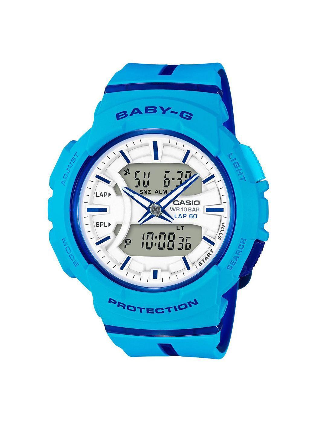Baby-G BGA240L腕表,3,900元。圖/Casio提供