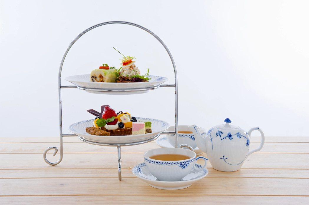 皇家雙人下午茶。 業者/提供