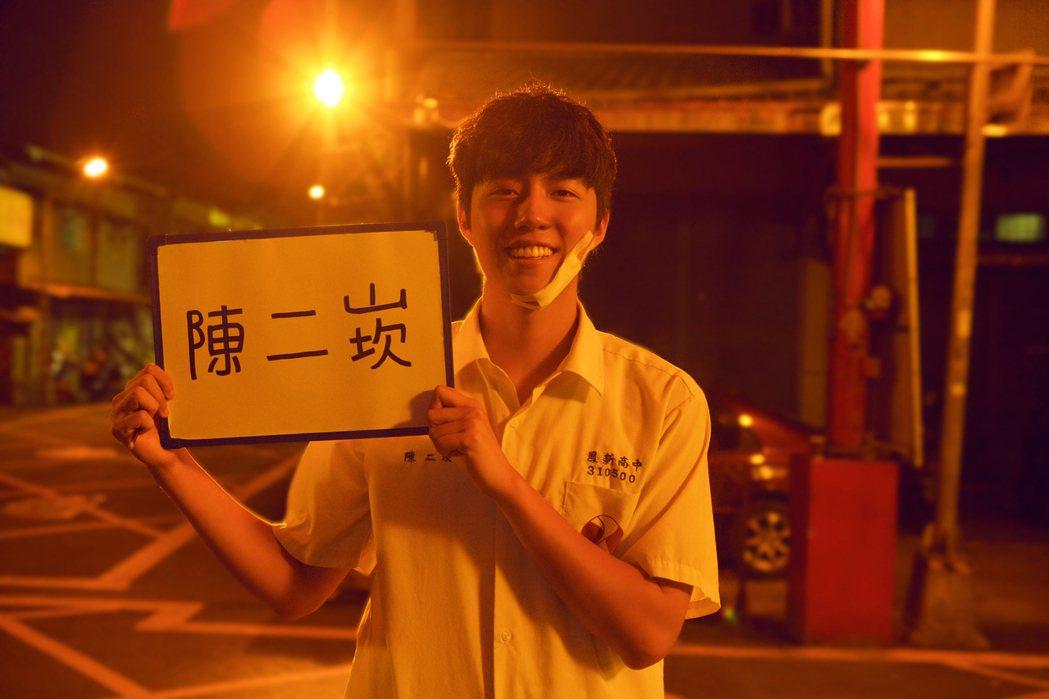 青春愛情電影「痴情男子漢」幾乎由新演員挑大梁演出,近期因「通靈少女」走紅的蔡凡熙
