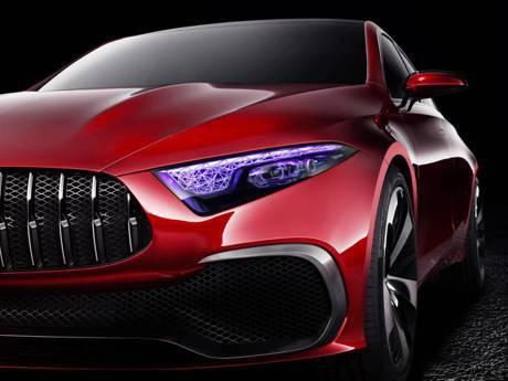 (影音) 全新M-Benz A-Class Sedan 今年現身?