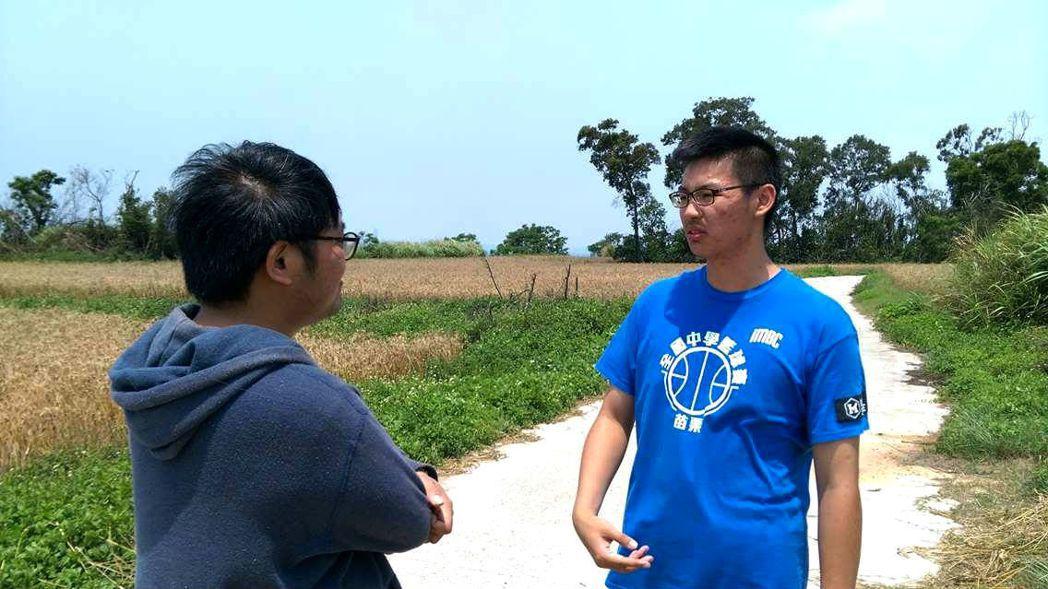 「我到馬六甲的時候,覺得那邊的人跟我們說話,有一種好熟悉的感覺。」相較於島上許多...