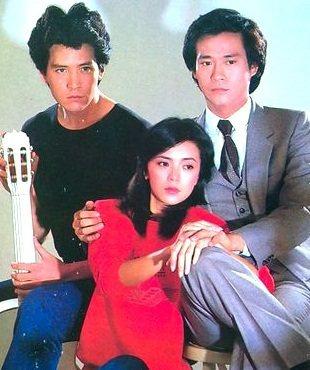 瓊瑤最後一部電影「昨夜之燈」仍維持俊男美女掛帥的風格。圖/摘自HKMDB