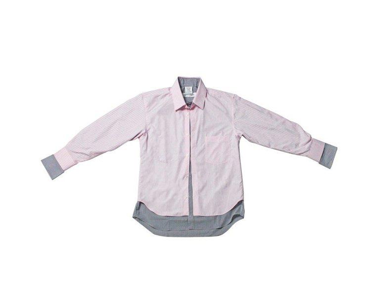 Vetements X CDG Shirt雙層拼接襯衫 (男女皆可),45,50...