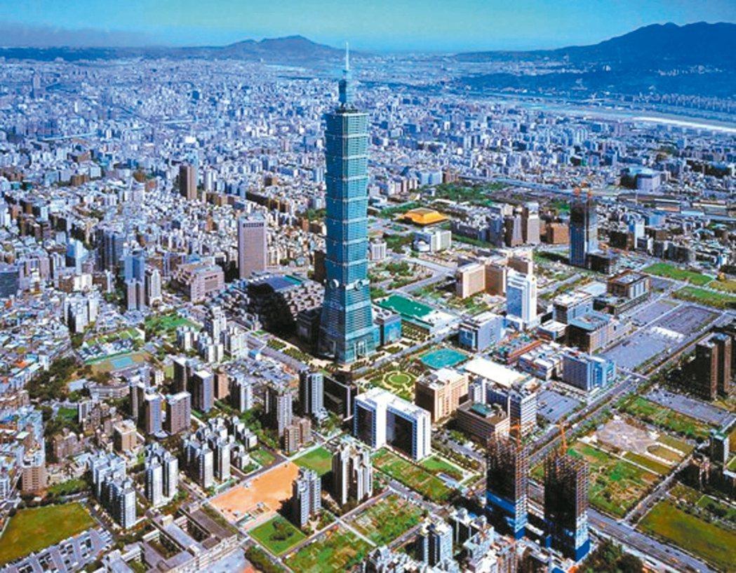 萬事達卡發布最新報告指出,台北首度躋身亞太區最佳旅遊城市第十名。 資料照片