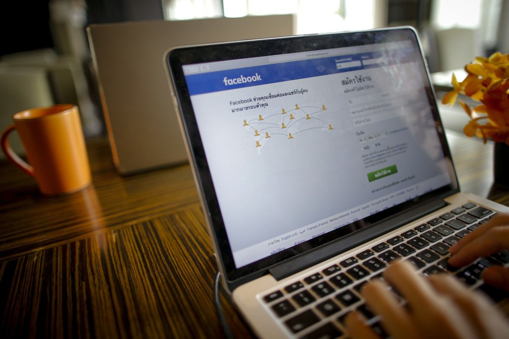 Facebook官方發出聲明表示,目前已排除相關問題。圖/歐新社