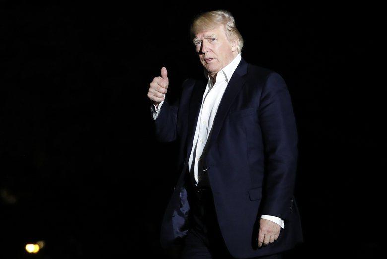 原來被視為外交「門外漢」的美國總統川普,卻表現得虎虎生風,頗有讓專家眼鏡碎裂一地...