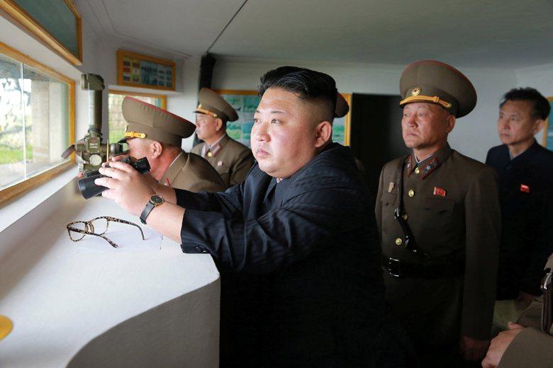川普的外交政策最主要的表現,是讓原來美國與北韓之間的緊張關係,在四月初的川習會後...