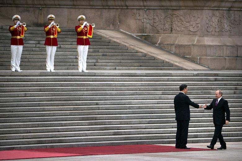 中國恐怕仍須注意,是否會再度出現美俄關係改善,結果影響中國在歐亞大陸的戰略「大後...
