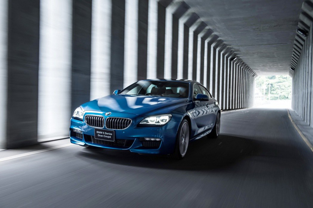 BMW總代理汎德推出BMW 640i Gran Coupe M Sport,限量...
