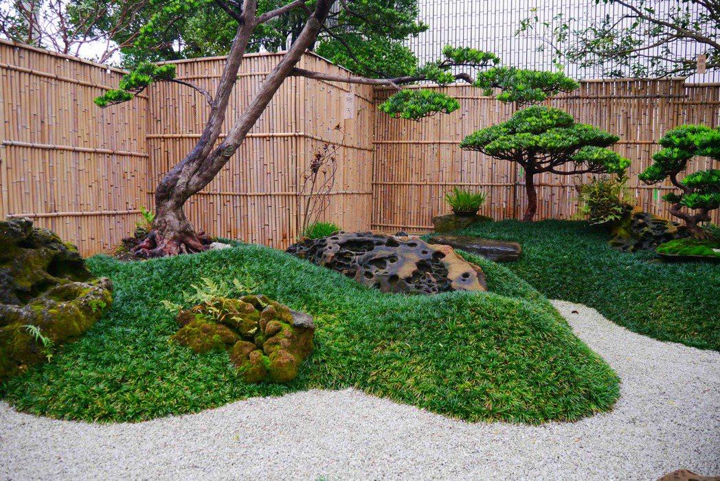 滿峯園在國內大型盆栽、庭園樹、庭園造景產業,迅速建立領導品牌地位。 業者/提供