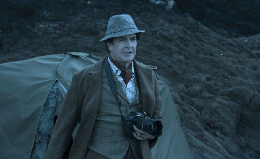 魯伯特艾瑞特在「怪奇孤兒院」幾乎讓人認不出來。圖/摘自Movie Stills ...