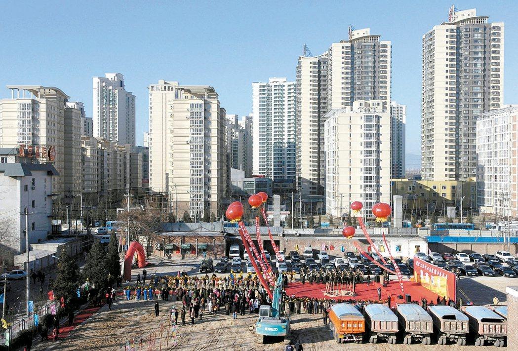 中國社科院城市發展與環境研究所9日發布「房地產藍皮書:中國房地產發展報告(201...