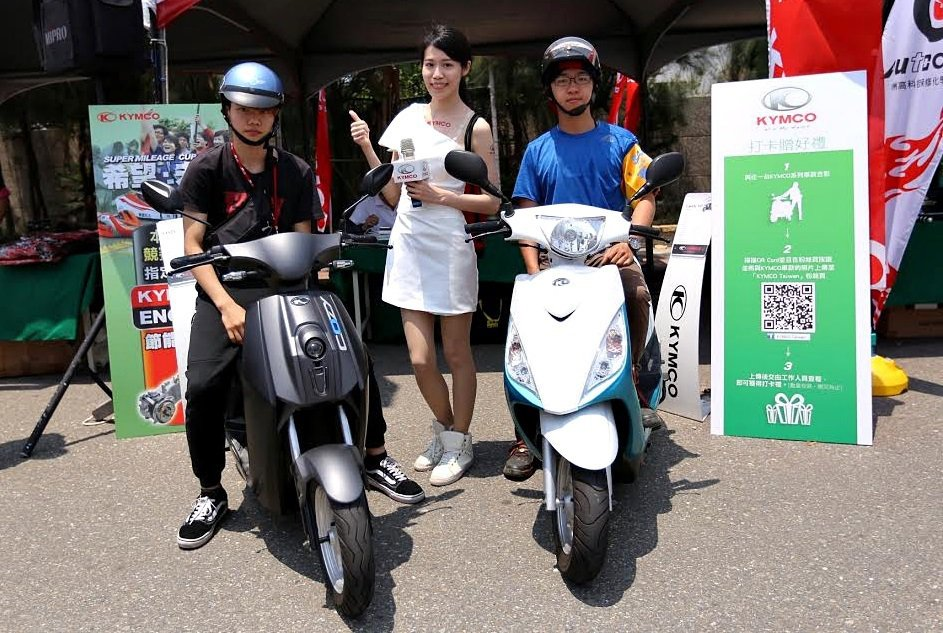 COZY電動自行車。 KYMCO光陽機車提供