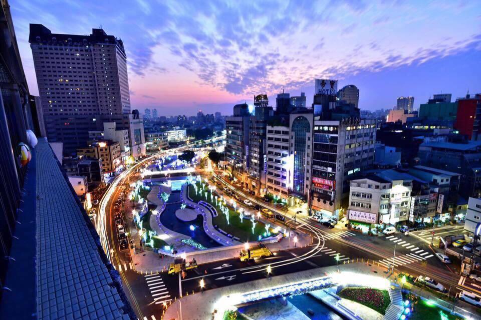 台中柳川整治後成為新景點。 圖/台中市政府提供