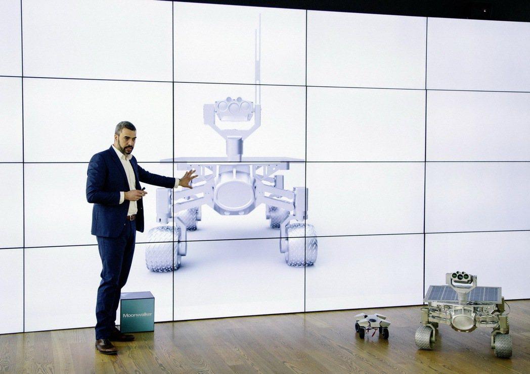 Audi概念車設計部門主管(Audi Concept Design)Jorge Diez。 圖/台灣奧迪提供