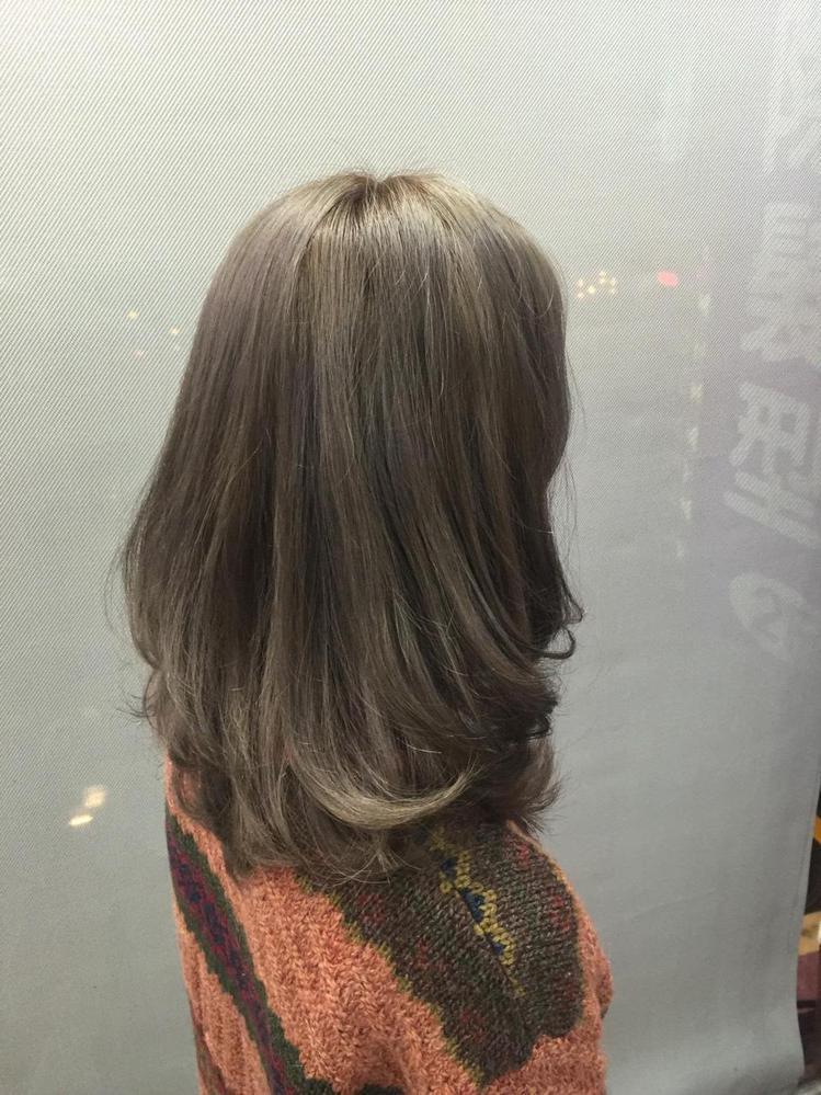 髮型創作/Ps20國際髮型-Foluosz佛洛斯。圖/HairMap美髮地圖提供