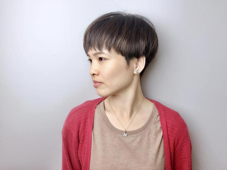 髮型創作/E3 hair salon民族店-緯震(Eric)。圖/HairMap...