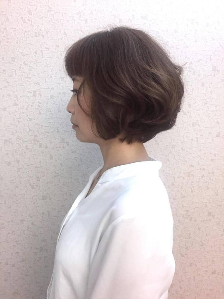 髮型創作/勝悅頭皮養護館北海道店-Ella Shu。圖/HairMap美髮地圖提...