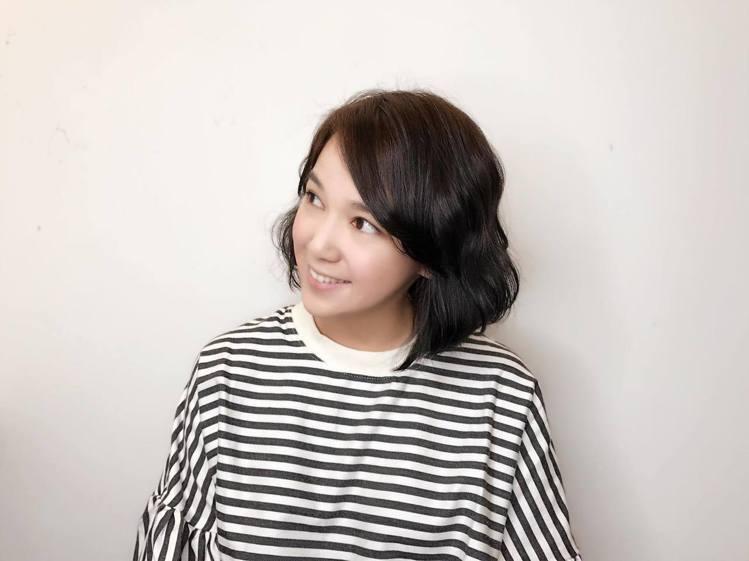 髮型創作/Genic101-Emily Xie。圖/HairMap美髮地圖提供