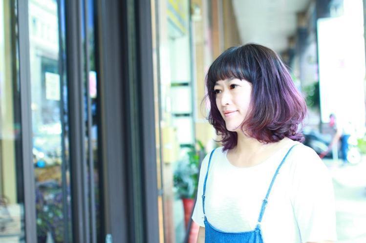 髮型創作/對應空間髮型藝術中山店-施昭明。圖/HairMap美髮地圖提供