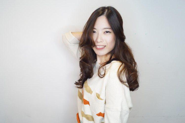 髮型創作/雁Geese Model 鹽埕店-小雁子Geese。圖/HairMap...