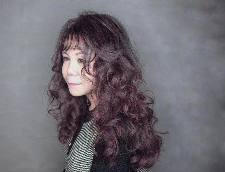 髮型創作/加慕秀Hair salon時尚館-Aaron。圖/HairMap美髮地...